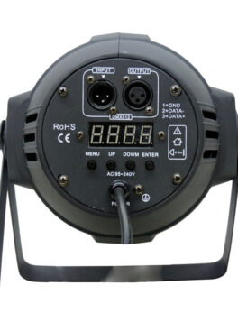 Hipercentro Electronico reflector o par led de alta potencia con 54 leds de 3 watts PROLIGTH LP 001