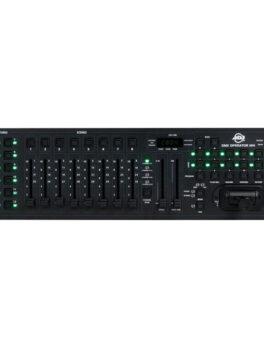 Hipercentro Electronico controlador de luces profesional de 32 canales ADJ DMX OPERATOR 384