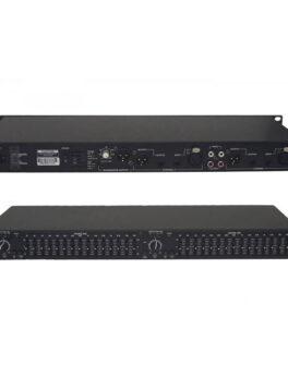Hipercentro Electronico ecualizador de 15 bandas de alta sensibilidad PROAUDIO EQ-215W