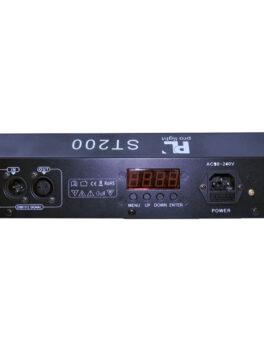 Hipercentro Electronico estrober led de alta potencia 200 watts x 8 leds PROLIGTH ST200