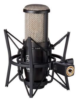 Hipercentro Electronico micrófono de condensador profesional para estudio de grabación AKG P220