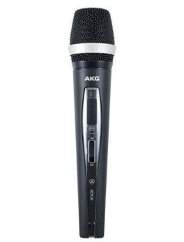 Hipercentro Electronico micrófono inalámbrico de mano profesional AKG WMS-420