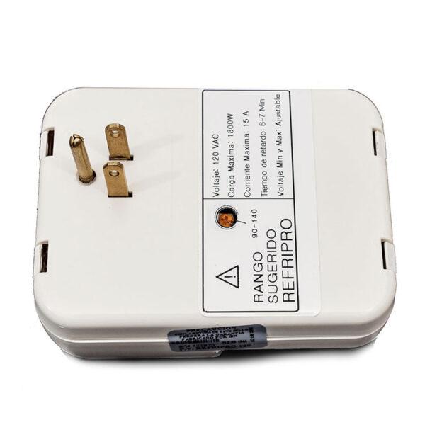 Hipercentro Electronico protector monofásico de voltaje para equipos de refrigeración NEWLINE REFRIPRO