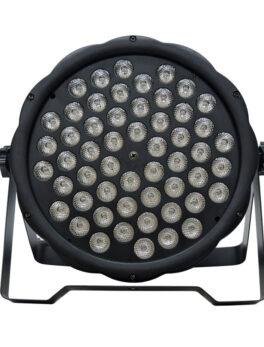 Hipercentro Electronico reflector par led con 54 led x 1.5 watts PROLIGHT PL024F