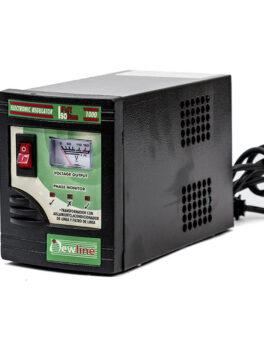 Hipercentro Electronico regulador electrónico isolado 1000watts con medidor de voltaje NEWLINE ISOFITLINE 1000
