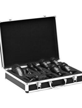 Hipercentro Electronico set de micrófonos profesional para batería AKG DRUMSET SESSION