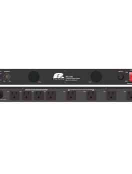 Hipercentro Electronico distribuidor de corriente o swichera de 10 AMP PROAUDIO PD-100