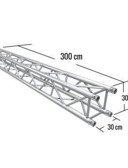 Hipercentro Electronico tramo estructura truss de 3mts COSMIC TRUSS