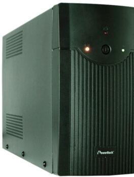 Hipercentro Electronico UPS interactiva de alto rendimiento y autonomía NEWILINE POWERBACK 2200VA