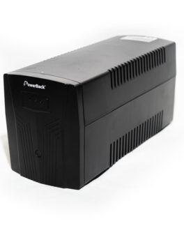 Hipercentro Electronico UPS interactiva de alto rendimiento y autonomía NEWILINE POWERBACK 600VA
