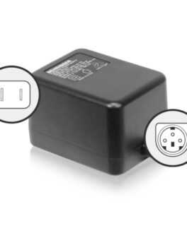 Hipercentro Electronico adaptador de corriente para consolas BEHRINGER PSU5UL