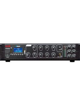 Hipercentro Electronico amplificador de línea para sonido ambiental de 350 WATTS ST2350BC
