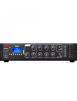 Hipercentro Electronico amplificador de línea para sonido ambiental de 500 WATTS ST2500B