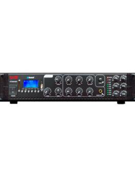 Hipercentro Electronico amplificador de línea para sonido ambiental de 250 WATTS PRODJ ST2250BC