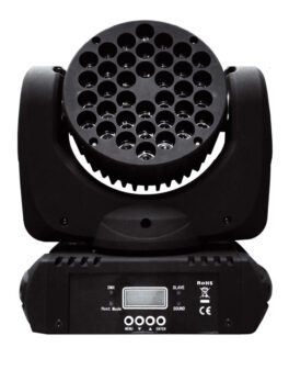 Hipercentro Electronico cabeza móvil robótica profesional BIG DIPPER LM108