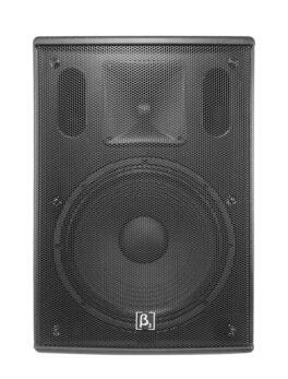 "Hipercentro Electronico cabina activa profesional bi-amplificada de 12"" BETA THREE N12A MP3-II"