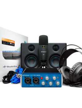 Hipercentro Electronico combo para estudio de grabación PRESONUS ABOX96K ULTIMATE