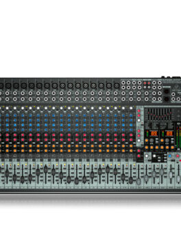 Hipercentro Electronico consola análoga profesional de 24 canales BEHRINGER SX2442FX