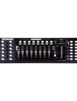 Hipercentro Electronico controlador para luces DMX PRODJ PC192
