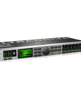 Hipercentro Electronico crossover activo de 2 y 3 vias profesional BEHRINGER DCX2496LE