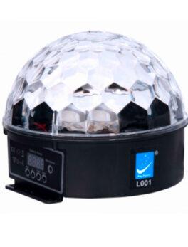 Hipercentro Electronico esfera led audio rítmica magic ball multicolor BIG DIPPER L 001