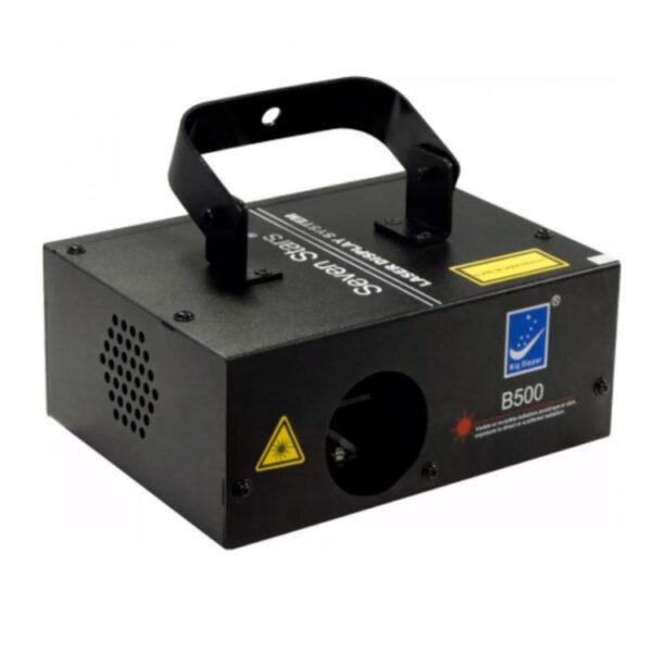 Hipercentro Electronico láser profesional color azul de alta potencia BIG DIPPER B500