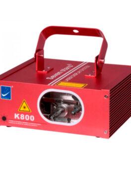 Hipercentro Electronico laser profesional de alta potencia color rojo y verde BIG DIPPER K800