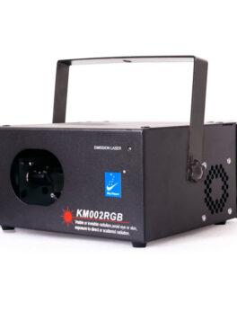 Hipercentro Electronico láser de un cañón multicolor BIG DIPPER KM002RGB