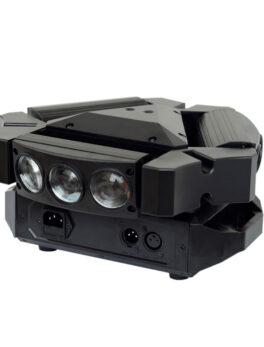 Hipercentro Electronico luz móvil robótica con laser BIG DIPPER LM0910RG