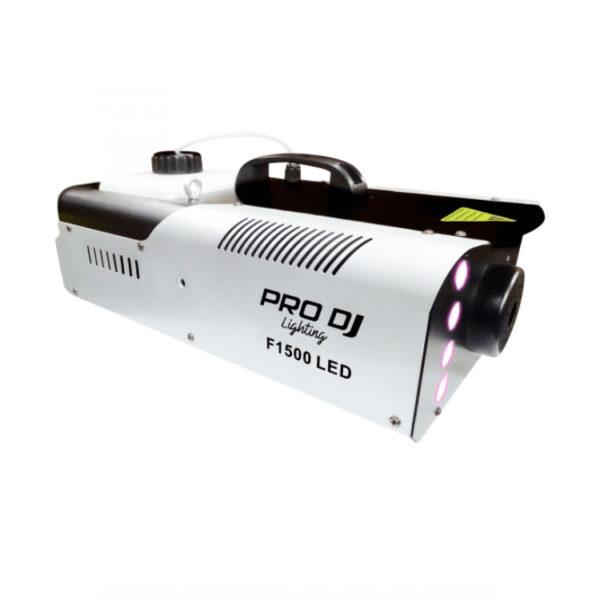Hipercentro Electronico maquina de humo 1500 watts PRODJ F1500