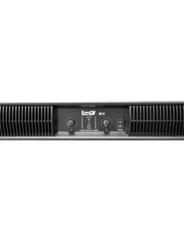 Hipercentro Electronico planta de sonido para amplificación 600 WATTS PRODJ W4