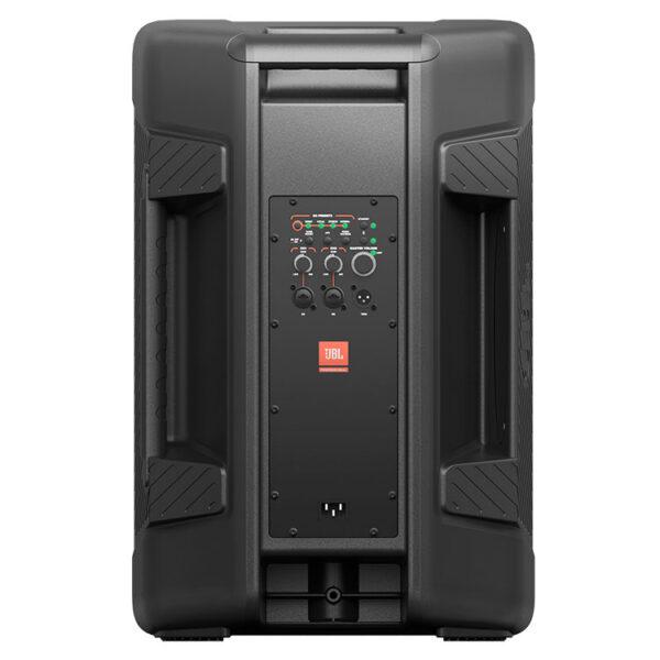 Hipercentro Electrónico bafle cabina parlante altavoz portable activo amplificado potencia bluetooth profesional doce pulgadas monitor IRX112BT JBL-Rear