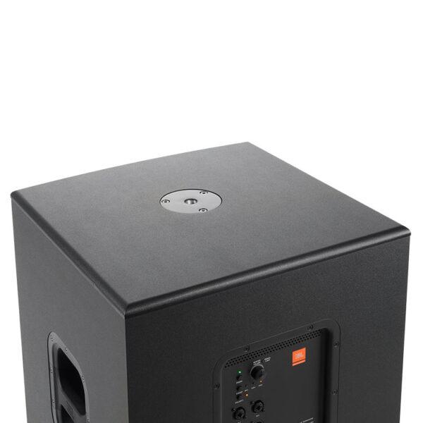 Hipercentro Electrónico bajo subwoofer parlante altavoz activo amplificado potencia frecuencia profesional quince pulgadas IRX115S JBL-Upper