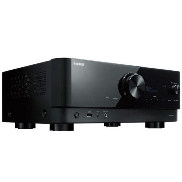 Hipercentro Electrónico recepto av amplificador potencia teatro en casa bluetooth usb Yamaha RXV6A-Side