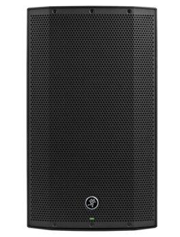 Hipercentro Electrónico bafle cabina parlante altavoz activo 1300w ecualizador profesional Thumb 12BST Mackie -Front