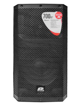 Hipercentro Electrónico bafle cabina parlante altavoz activo monitor bluetooth usb potencia BTX12A PA Pro Audio-Front
